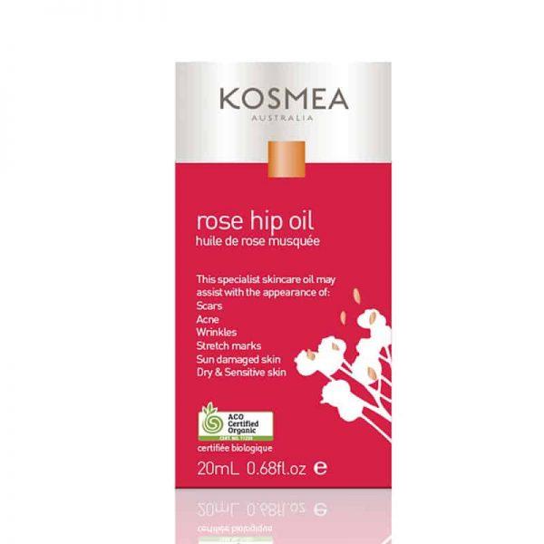 Rosehip Oil 20mL carton